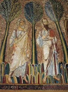 Αγία Σοφία, τοιχογραφία, Νικόλαος Κεσσανλής